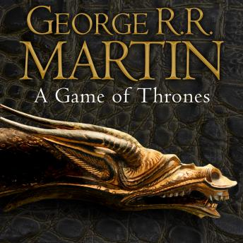 A Game of Thrones audiobooks