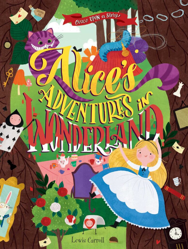 Alice's adventure in wonderland