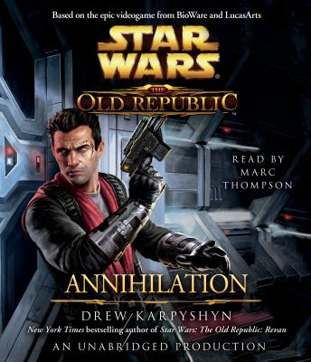 Annihilation: Star Wars Legends audiobooks