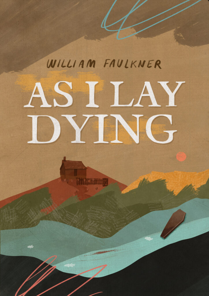 As I lay dying audiobook