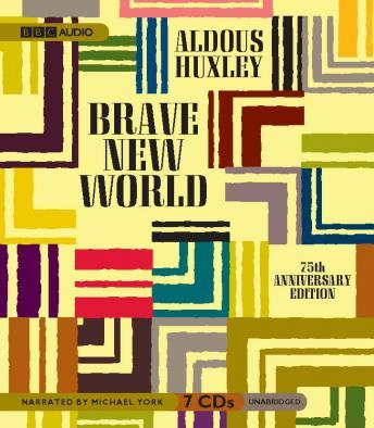 Brave New World audiobooks
