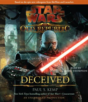 Deceived: Star Wars audiobooks