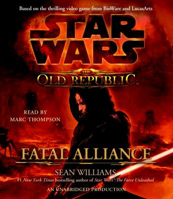 Fatal Alliance: Star Wars audiobooks