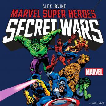 Marvel Super Heroes Secret Wars audiobooks