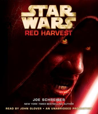 Red Harvest: Star Wars audiobooks