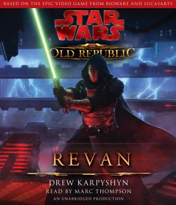 Revan: Star Wars audiobooks