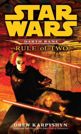 Rule of Two: Star Wars Legends audiobooks