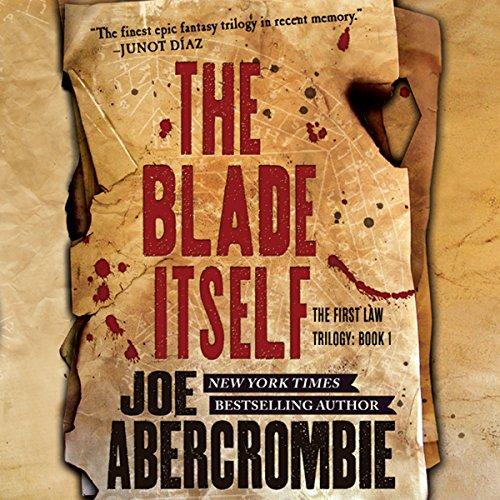 The Blade itself audiobooks