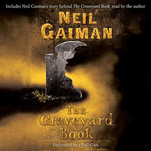The Graveyard Book audiobooks
