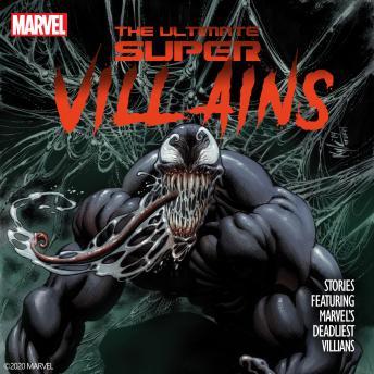 The Ultimate Super-Villains audiobooks