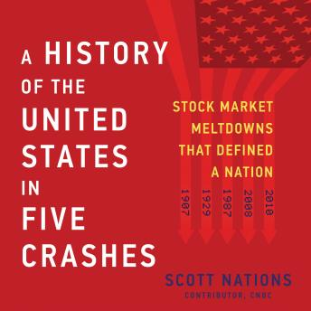 A History of the United States in Five Crashes audiobooks