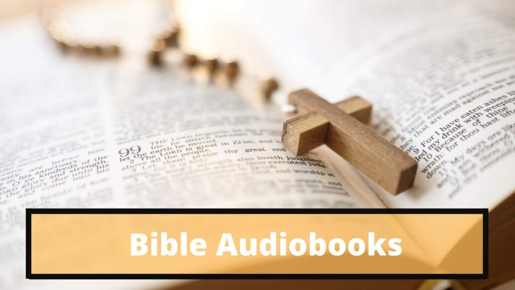 best bible audiobooks