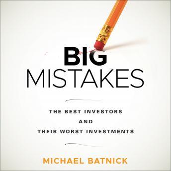 Big Mistakes audiobooks