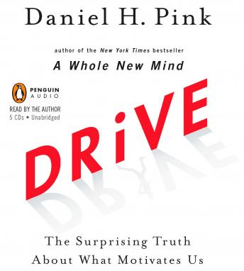 Drive: The Surprising Truth About What Motivates Us audiobooks