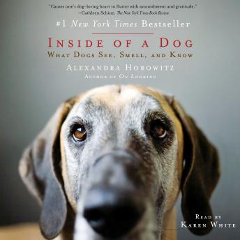 Inside of a Dog: What Dogs See, Smell, and Know audiobooks