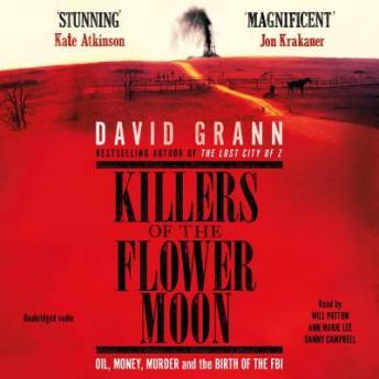 Killers of the Flower Moon Audiobook
