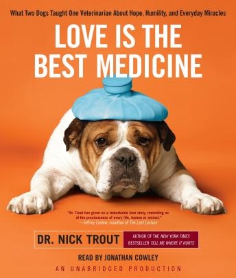 Love Is the Best Medicine: What Two Dogs Taught One Veterinarian About Hope, Humility, and Everyday Miracles audiobooks