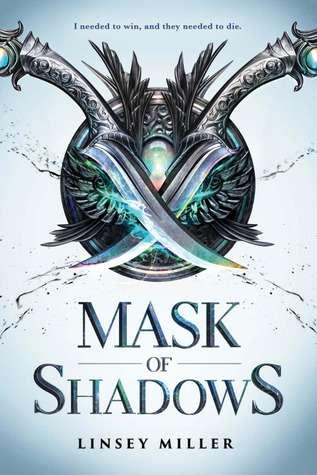 Mask of shadows audiobooks