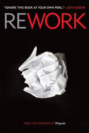 Rework (2010)