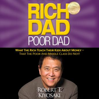 Rich Dad Poor Dad audiobooks