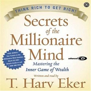 Secrets of the Millionaire Mind audiobooks