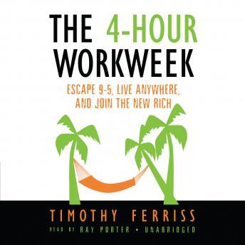 The 4-Hour Work Week  audiobooks
