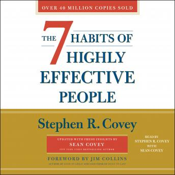 The 7 Habits of Highly Effective People audiobooks