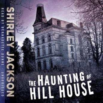 The Haunting of Hill House audiobooks