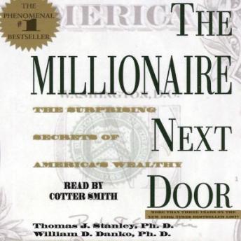 The Millionaire Next Door audiobooks