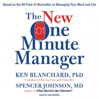 The New One Minute Manager audiobooks