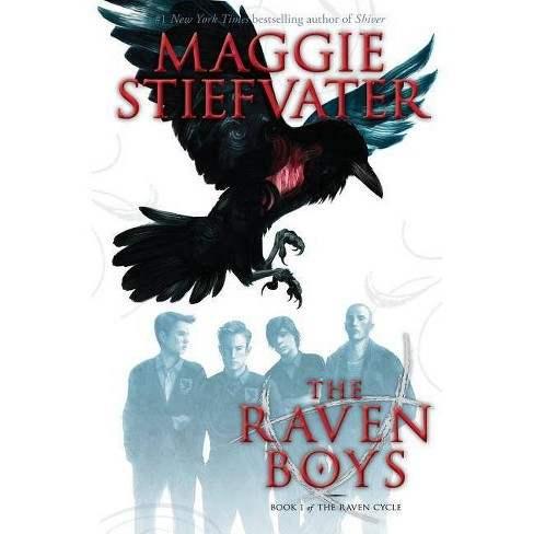 The Raven Boys audiobooks
