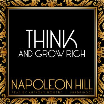 Think and Grow Rich audiobooks