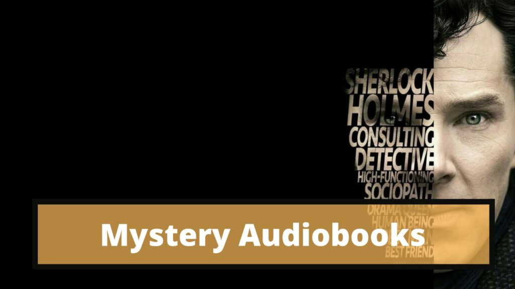 audiobooks for mystery