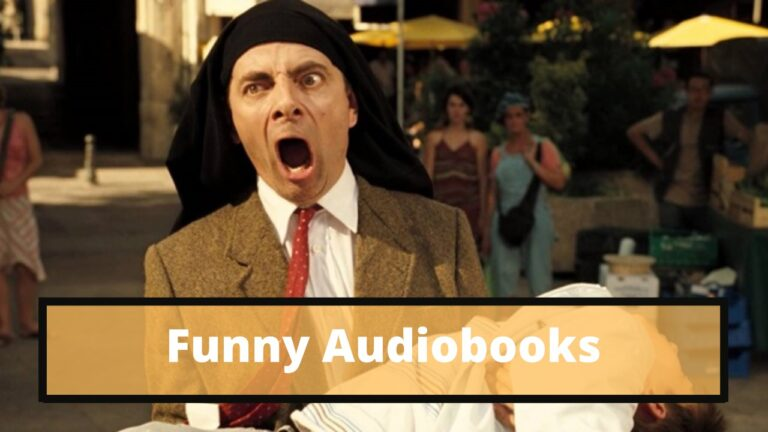 funny audiobooks