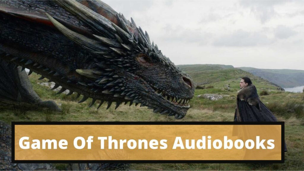 best game of thrones audiobooks
