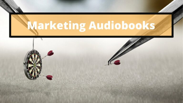 marketing audiobooks