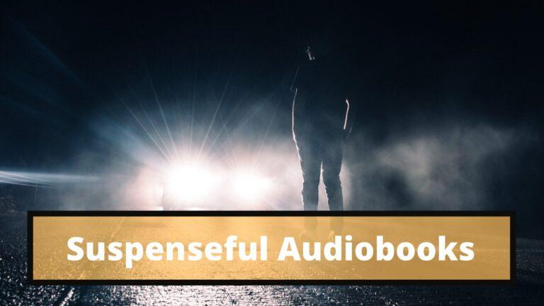 suspenseful audiobooks