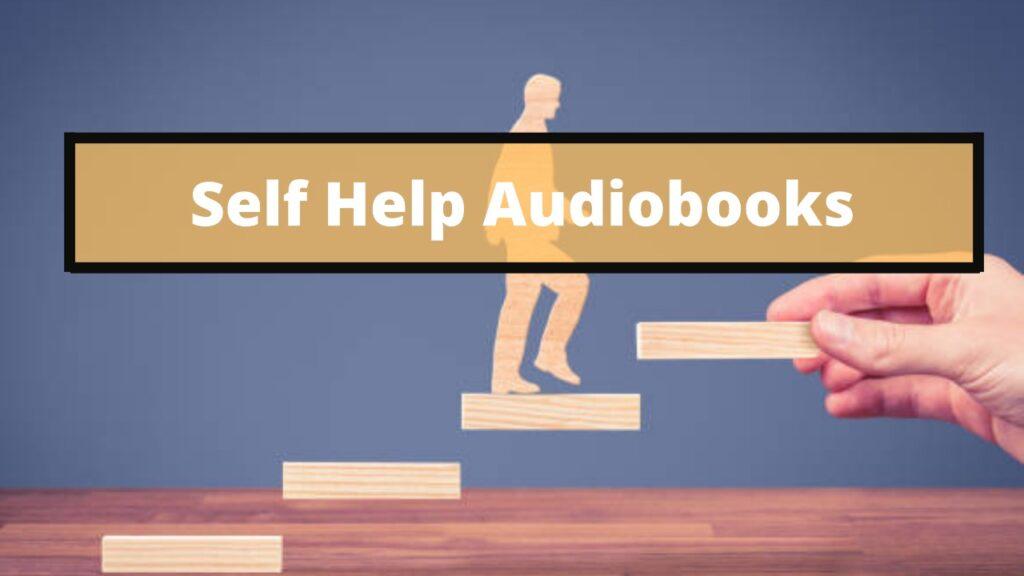 self help audiobooks