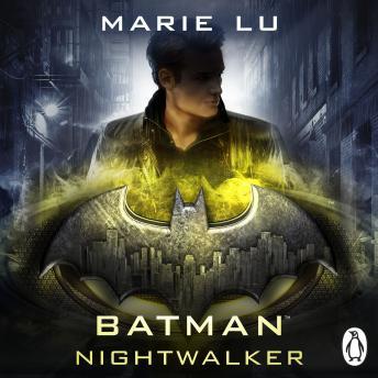 Batman audiobooks