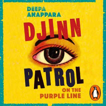 Djinn Patrol on the Purple Line audiobooks