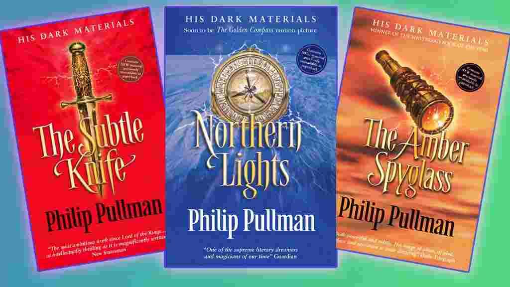 His Dark Materials (3-Book Series) audiobooks