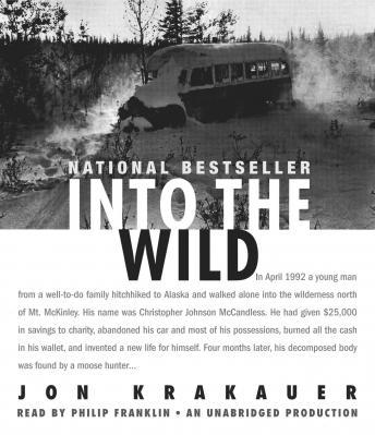 Into The Wild  audiobooks