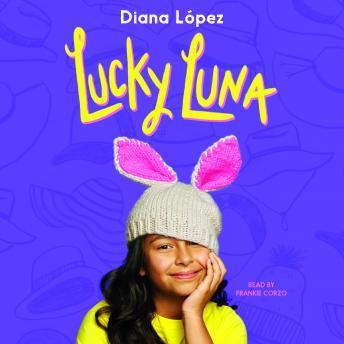 Lucky Luna audiobooks