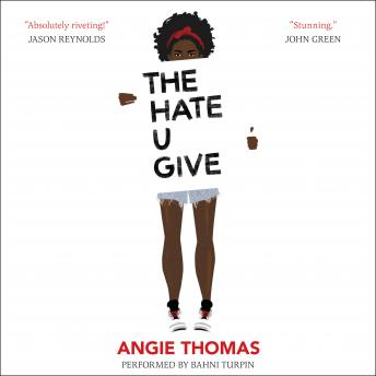 The Hate U Give audiobooks