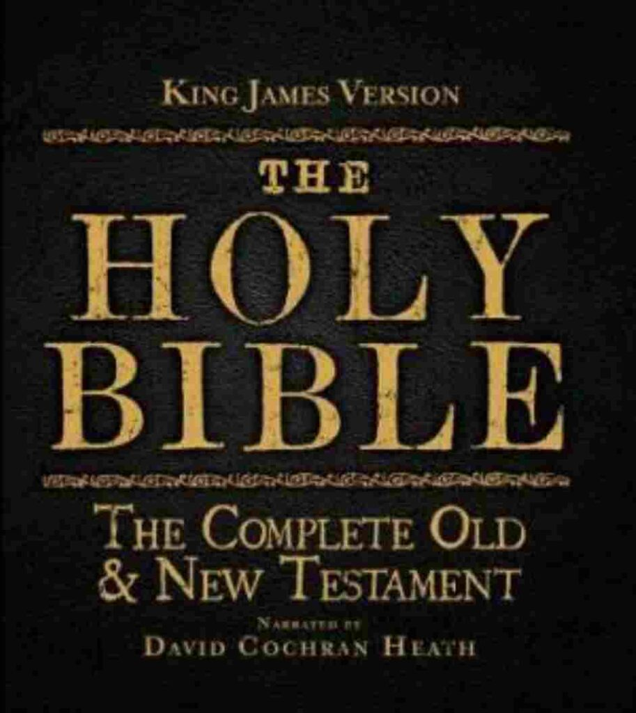 The Holy Bible in Audio - King James Version: The Complete Old & New Testament audiobooks