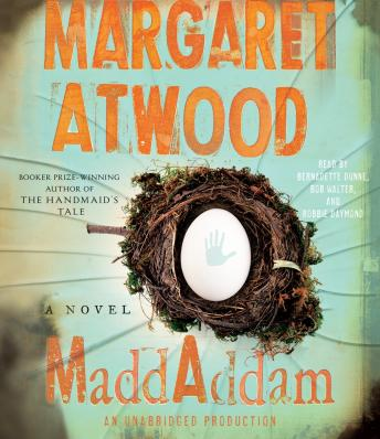 The MaddAddam Trilogy (3-Book Series) audiobooks