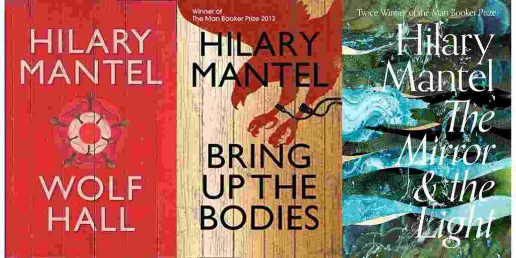 The Wolf Hall Series (3-Book Series) audiobooks