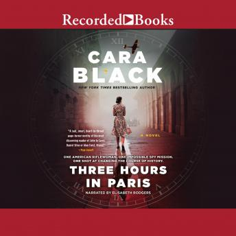 Three Hours in Paris audiobooks