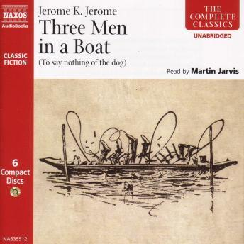Three Men in a Boat audiobooks