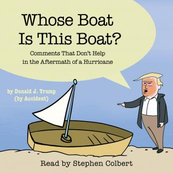 Whose Boat Is This Boat?: Comments That Don't Help in the Aftermath of a Hurricane audiobooks